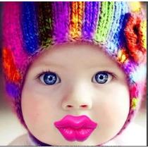Chupetas Bebe Bico Beijo Divertido Engraçado Frete Gratis