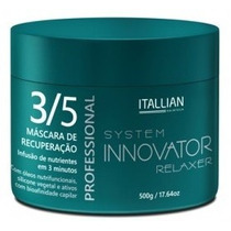 Itallian Hair Tech Innovator Mascara De Recuperação Original