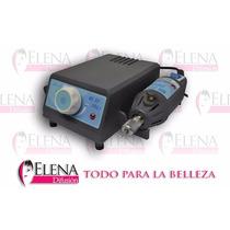 Torno De Mano Drillco Micro Drill Pedicuría Manicuría Uñas