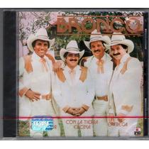 Bronco Cd Sergio El Bailador 1985 Ed.cd 1993 Nuevo Y Sellado