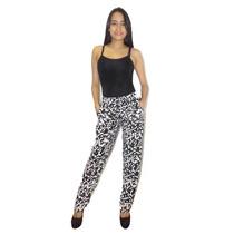 Pantalon Dama Rayon Mono Leggins Blusas Trendy Clic
