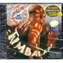 Cd Timbalada Ao Vivo Vamos Dar A Volta No Guetho - Lacrado!!