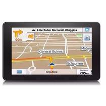 Gps 7 Pulgadas Super Slim Soft Igo Mapas Actualizable Moron
