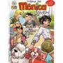 Gibi Turma Da Mônica Jovem-n°20- Em Estilo Mangá(52598-cx17)