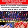 Atacado 100 Esmaltes Dailus Realce Kit Revenda Esmalteria