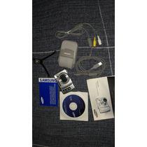 Máquina Fotográfica Digital Samsung S85