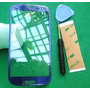 Pantalla Tactil Cristal Superior I9300 Galaxy S3 Azul