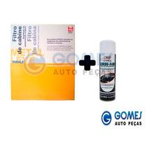 Filtro Ar Condicionado + Higienizador Cruze Cobalt Onix Spin