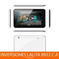 Tabla Pc M86v 3g 512mb 4gb 1.2ghz Android 4 Sim Card