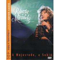 Dvd Roberta Miranda - A Majestade, O Sabiá (919945)