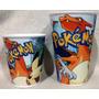 Vasos Pokemon, Plasticos Descartables!!!