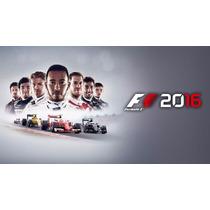 F1 2016 Steam Pc Entrega Imediata