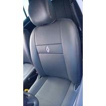 Capas De Couro Courvin Para O Renault Sandero/logan/clio