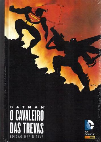 Batman O Cavaleiro Das Trevas - Edição Definitiva Capa Dura - R ...