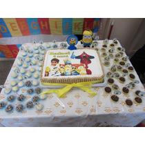 Papel Arroz Comestível A4 Personalizados P/ Bolos E Cupcakes