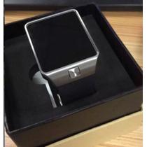 Smartwatch Reloj Celular Teléfono Camara Sim Micro Sd Dz09