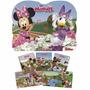 Mi Pequeña Biblioteca Disney Minnie Incluye 3 Libros