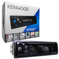 Cd Player Kenwood Kdc-mp2065u Am Fm Mp3 Usb Aux Controle