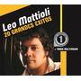 Leo Mattioli - 20 Grandes Éxitos Cd