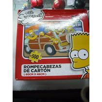 Los Simpsons Rompecabezas 100% Oficial ¡¡¡envio Gratis!!!