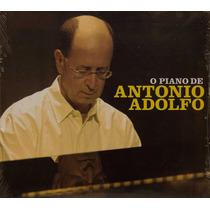 Cd O Piano De Antonio Adolfo Novo Lacrado