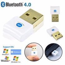 Adaptador Bluetooth 4.0 Windows 10 8 7 Controle Ps3 Xbox