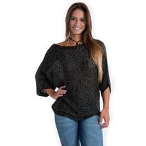 Blusa De Lã Com Lurex - Kam Bess - Bl0923