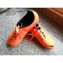 Botines Nike Nuevos Color Naranja