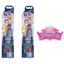 Escova Elétrica Oral B Advance Power Kids Disney Princess