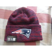 Nfl New England Patriots Gorro New Era Unitalla De Adulto