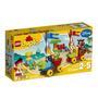 Lego Duplo Jake Y Los Piratas Carrera En La Playa 10539