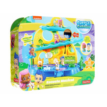 Bubble Guppies Escuela Musical Remate 40%