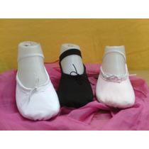 Zapatillas Media Punta De Ballet,excelente Calidad