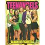 Figuritas Del Album Teenangels - Año 2011 - Sticker Design