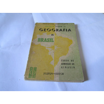 Livro Geografia Do Brasil Emmanuel Admissao Ref.101