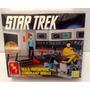 Star Trek Modelo Del Puente Para Armar Con Figuras