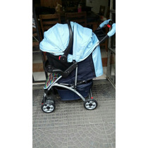 Coche Cuna Looney Tunes Travel System Huevito Unisex