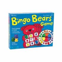 Juega Con El Bingo De Osos