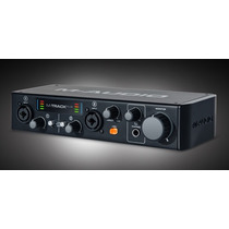 M-audio M-track Ii Plus Nueva Version Interface Usb 24 Bits