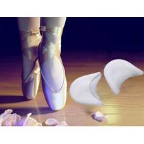 1 Par Silicone Gel Protetor De Dedo De Ballet Sapatos Danças
