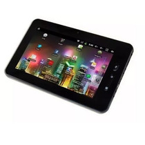 Tablet Phaser Kinno Pc-709kb Tela 7, 4gb, Câmera, Hdmi Wi-fi