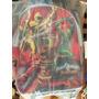 Mochila Escolar Power Rangers Mystic Force- Con Carro