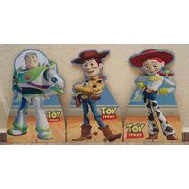 Toy Story 3 Totem E 12 Displays Completo Frete Grátis