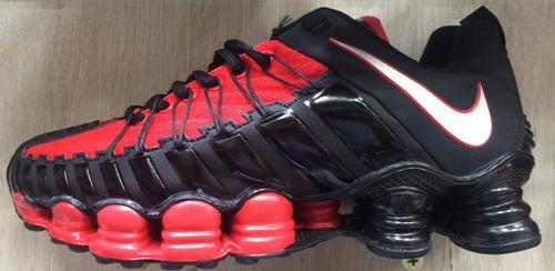 big sale 69c3d 2ad92 Novo Nike Shox Tlx 12 Molas Geração 2015 100%original - R 399,90 ...