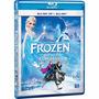 Blu-ray - Frozen - Uma Aventura Congelante (3d + 2d)