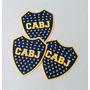 Stickers Boca Juniors - Escudos Futbol - Clubes - 5 Cm Alto