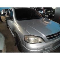 Sucata Astra Sedan 2.0 Mpfi Gas. 02 Pra Tirar Peças Motor