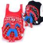 Mochila Infantil Homem Aranha 3d