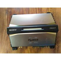 Planta Monoblock Sony Xplod Clase D Xm-gtr3301d Monoblock