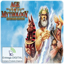 Age Of Mythology Extended Edition Steam Envio Imediato! Pc